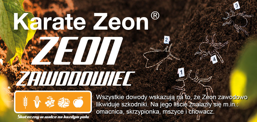 Karate Zeon 050 CS | Syngenta